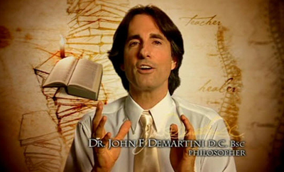 John Demartini in The Secret